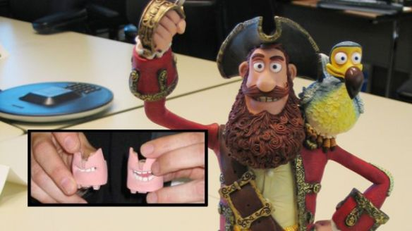Schubin Cafe » Blog Archive » Tech and the Movies: 3D Printing Brings New Angle to Animation