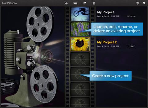 Avid Studio for iPad takes on iMovie - SlashGear