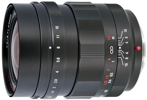 New Voigtlander 17.5mm f0.95 lens for M43rds is official - 1001 Noisy Cameras