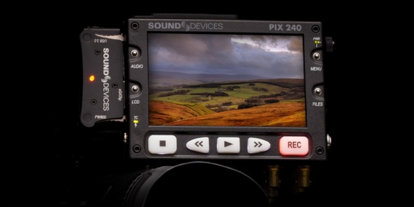 DSLR News Shooter | Sound Devices Pix240 external recorder user review video