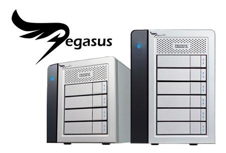 Review: Promise Pegasus RAID - Thunderbolt