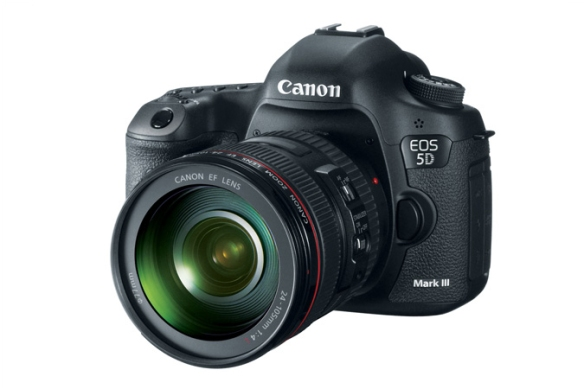 Canon U.S.A. : Professional Imaging Products : EOS 5D Mark III