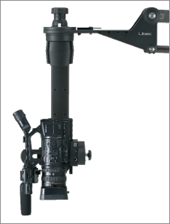 New portable jib and pan-tilt head from Libec at FreshDV
