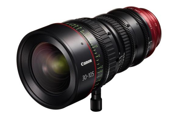 Canon USA Announces Development of Four EF Cinema Zoom Lenses at DVInfo.net