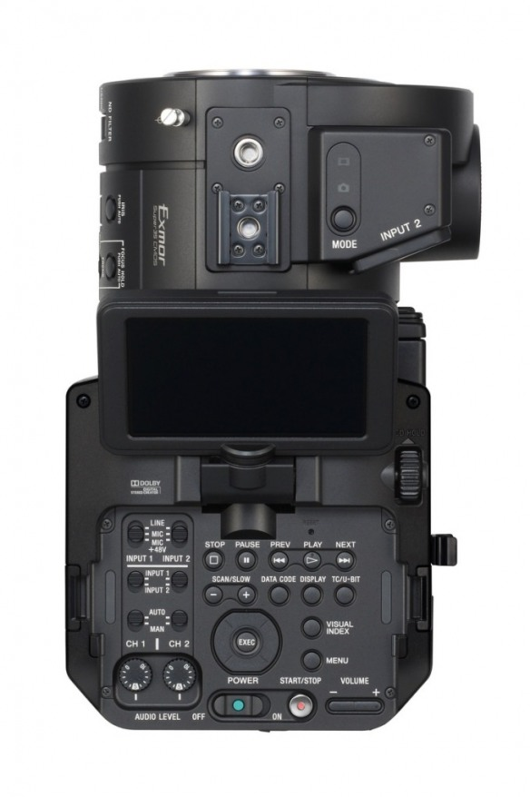 Sony | Micro Site NXCAM & AVCHD