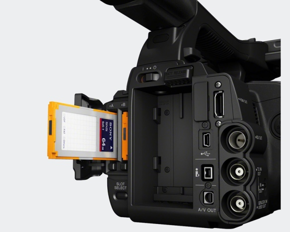 Sony Introduces Smallest And Lightest XDCAM Camcorder | Facebook
